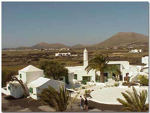 C sar manrique arquitectura - Lanzarote casa de cesar manrique ...